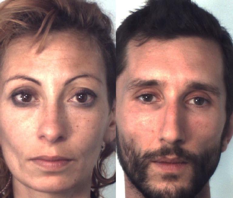 Rubano nel negozio H&M di via Etnea a Catania, presi e arrestati
