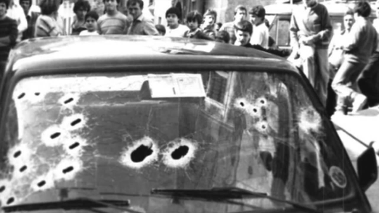 Palermo, l'Anfp ricorda Cassarà e Antioca massacrati da Cosa Nostra
