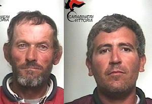 Vittoria, preso a colpi di bastone per motivi di pascolo: arrestati due pastori
