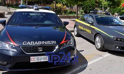 Castelvetrano, due gioiellieri arrestati per riciclaggio di oro