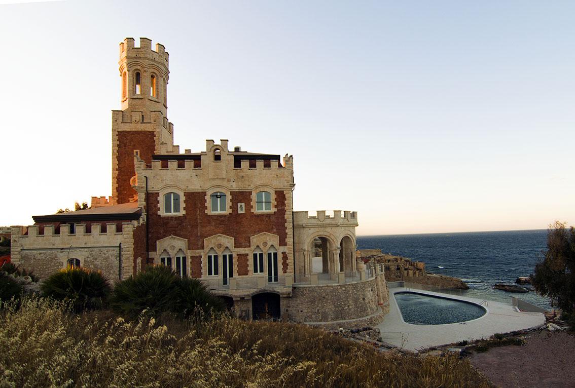 Portopalo, torna a splendere il Castello Tafuri: l'apertura prevista per fine maggio