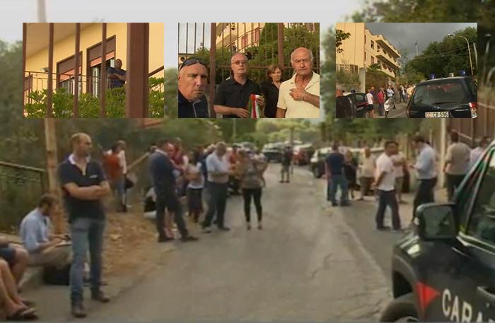 Cinquanta migranti in un ex hotel del Messinese: insorge la popolazione di Castell'Umberto