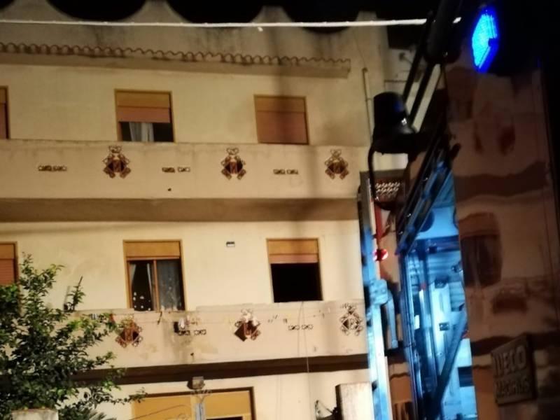 Incendio in casa, salva madre e tre  figli a Castelvetrano