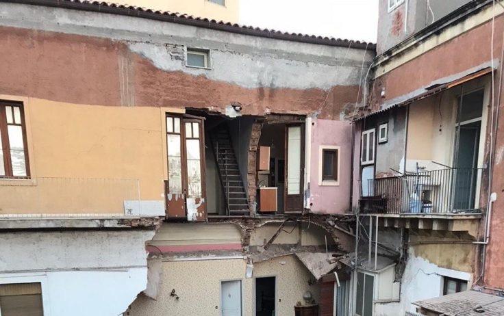 L'edificio crollato a Catania, la Procura autorizza l'accesso allo stabile