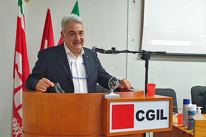 Catania, prima riunione della nuova segreteria della Cgil