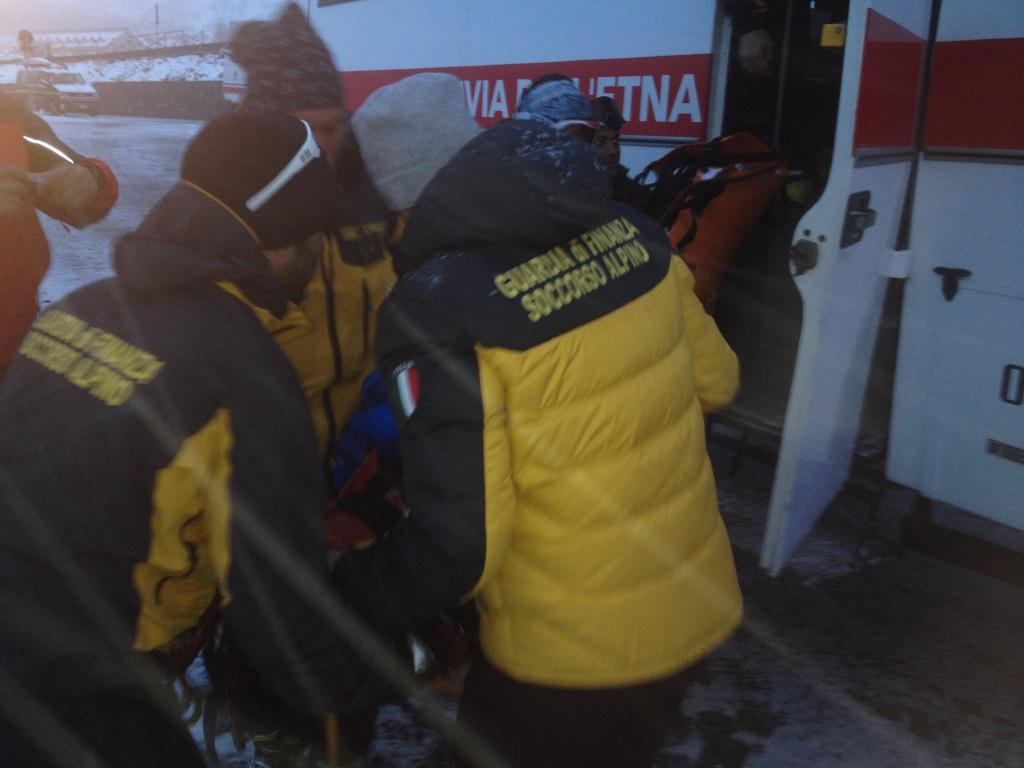 Catania, 23enne bloccato sull'Etna: trovato dal Soccorso alpino