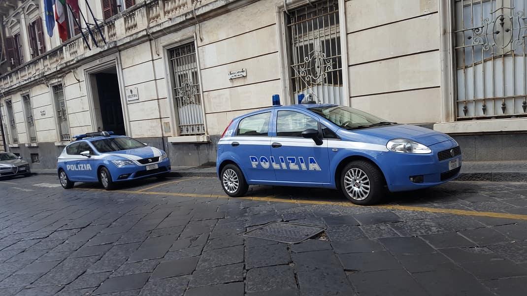 Catania, evade dai domiciliari e provoca incidente: arrestato