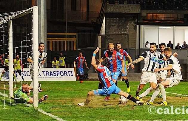 La Leonzio non regala nulla al Catania: il derby finisce in parità (0-0)