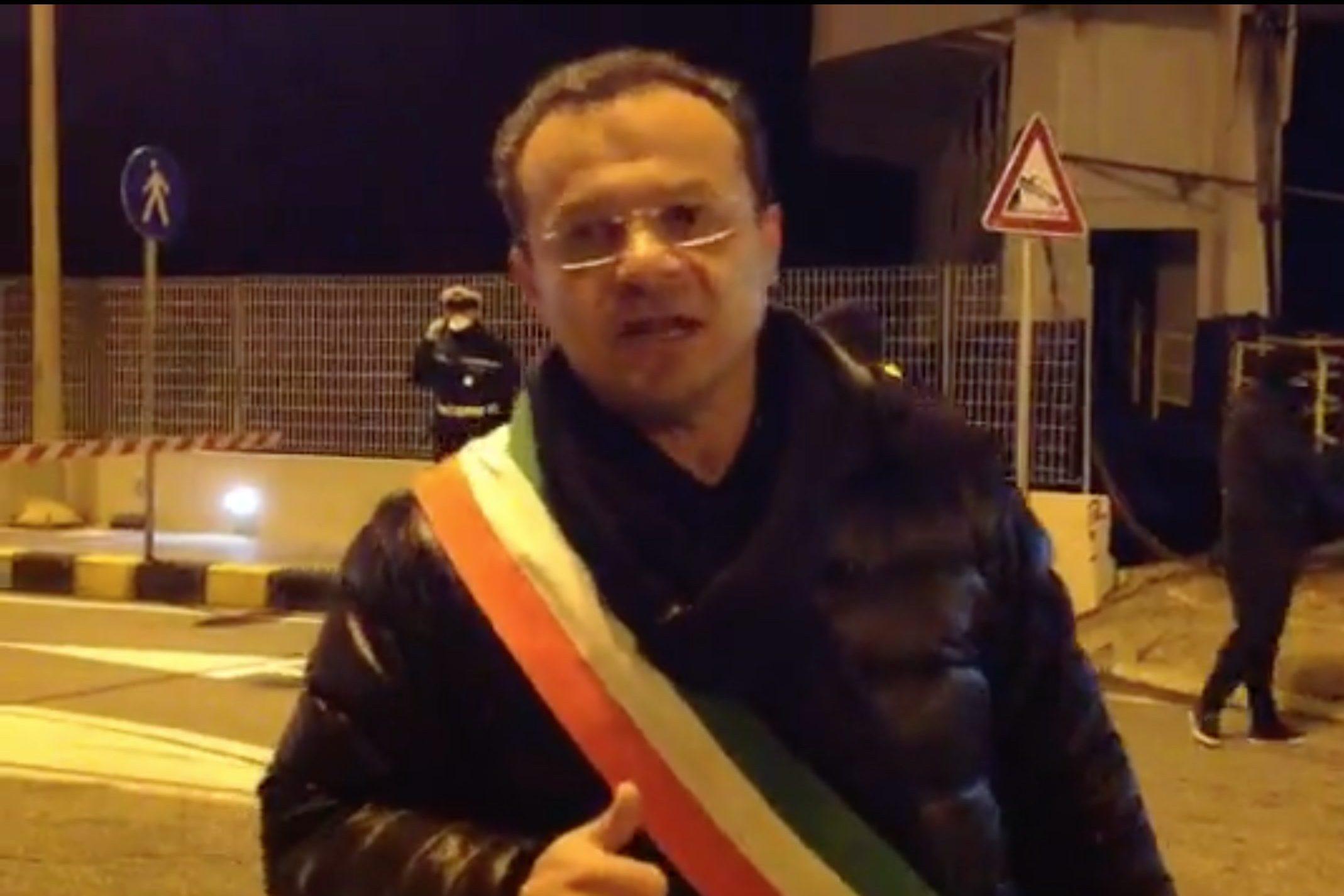 Ordinanza del sindaco di Messina, coprifuoco da mezzanotte e mezza alle 5
