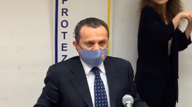 Sindaco di Messina 'riflette' dimissioni dopo avere ricevuto minacce
