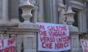 Venti famiglie di senza casa dormiranno in Cattedrale a Catania