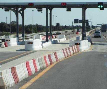 Barriera di Cassibile, in corso ripasso della segnaletica: velocità limitata