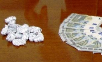 Catania, arrestato presunto pusher: aveva 200 grammi di marijuana