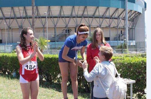 Campionati regionali studenteschi, una siracusana vince i 1.000 metri