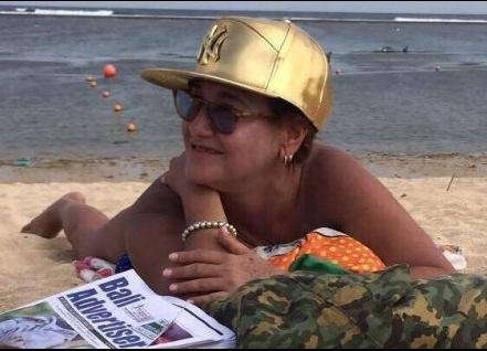 La salma di Adele Puglisi a Catania, la manager uccisa a Dacca