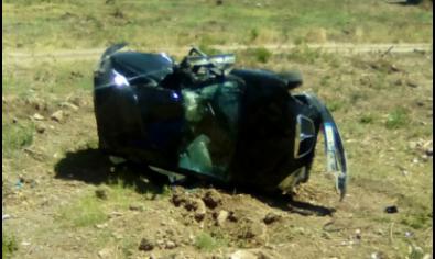 Siracusa, giovane donna perde il controllo dell'auto e si schianta sul terreno: è grave