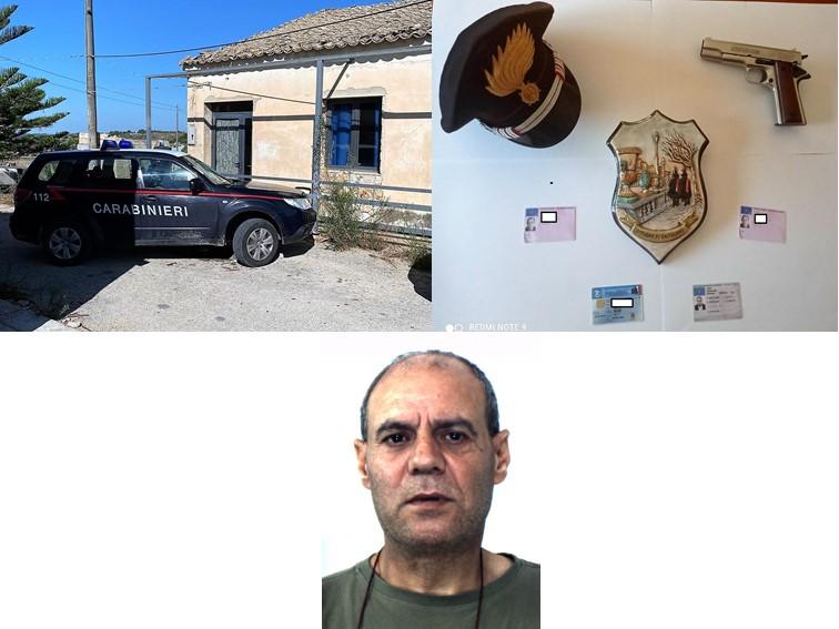 Catturato un latitante di Caltagirone: deve scontare 14 anni e sei mesi
