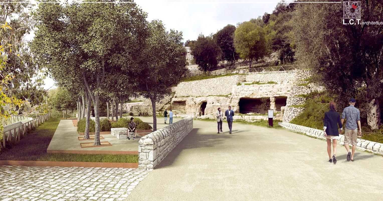 Modica, area archeologica di Cava Ispica: sottoscritto il contratto per la riqualificazione