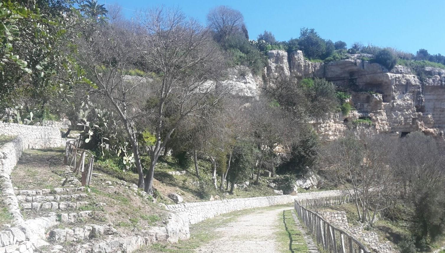 Modica, il parco archeologico di Cava Ispica pronto ad accogliere i turisti