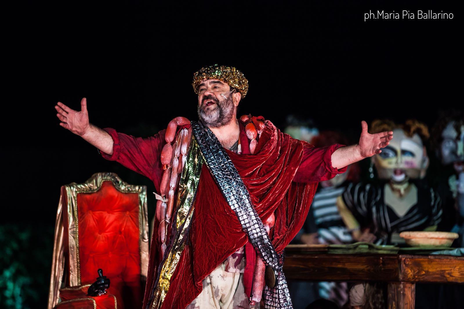 "Debutta ""I Cavalieri"", applausi a scena aperta al Teatro di Siracusa"