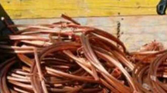 Vittoria, rubati cavi di rame: black out elettrico a pozzi acquedotto comunale