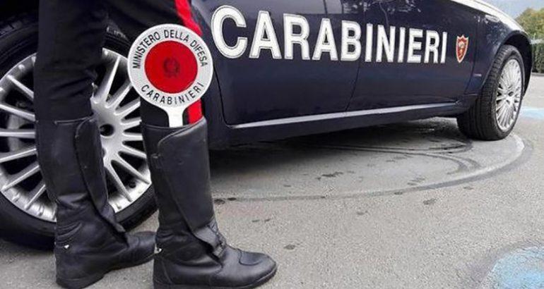 Carabiniere preso a colpi di sedia, un arresto a Valderice