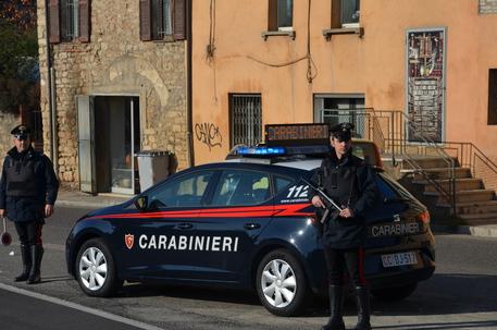 Cadavere incappucciato vicino Perugia, era dentro un'auto