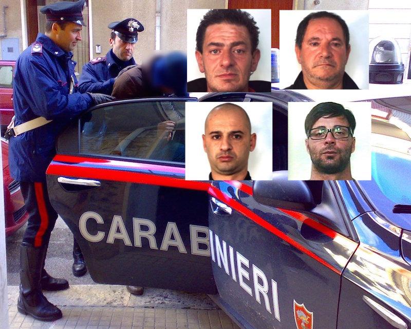 L'omicidio Caponnetto a Belpasso, svolta nelle indagini: 4 arresti
