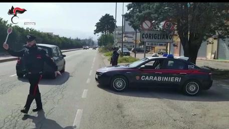 Rapine e furti in casa nel Cosentino, i carabinieri fermano un 24enne