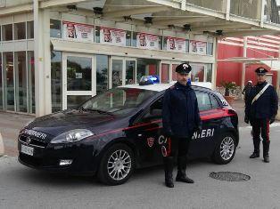 Siracusa, bloccato all'Auchan dopo un furto: finisce in carcere