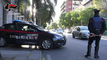 Trovati fuori casa, 68 persone denunciate a Palermo