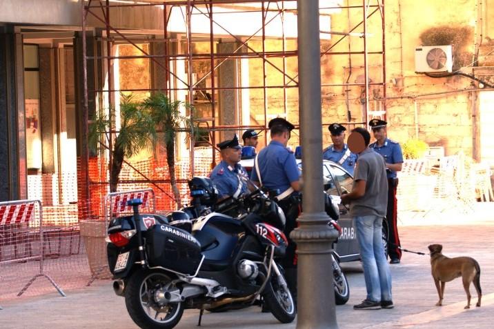 Ragusa, undici persone denunciate e tre segnalati al prefetto per droga