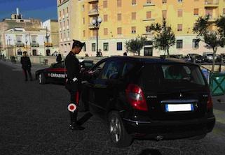 Siracusa, 16 pattuglie dei carabinieri nei punti strategici della città