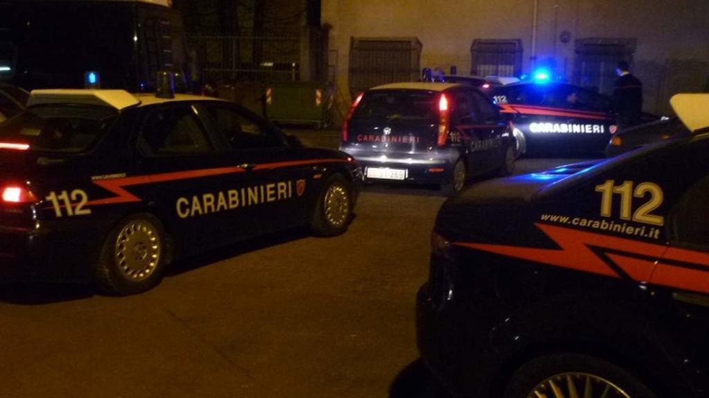 Rapine ed estorsioni a Torino, arrestati 5 finti finanzieri