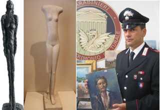 Mostra 'tarocca' a Siracusa, Sicilia Musei mostra documentazione
