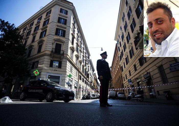 Carabiniere in servizio ucciso a Roma con 8 coltellate