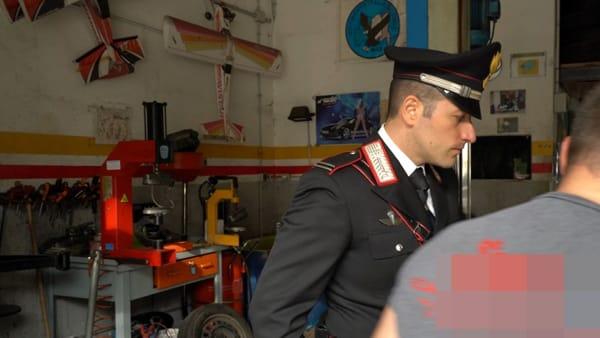 Percepisce il reddito ma ha un'officina meccanica: arrestato a Palermo