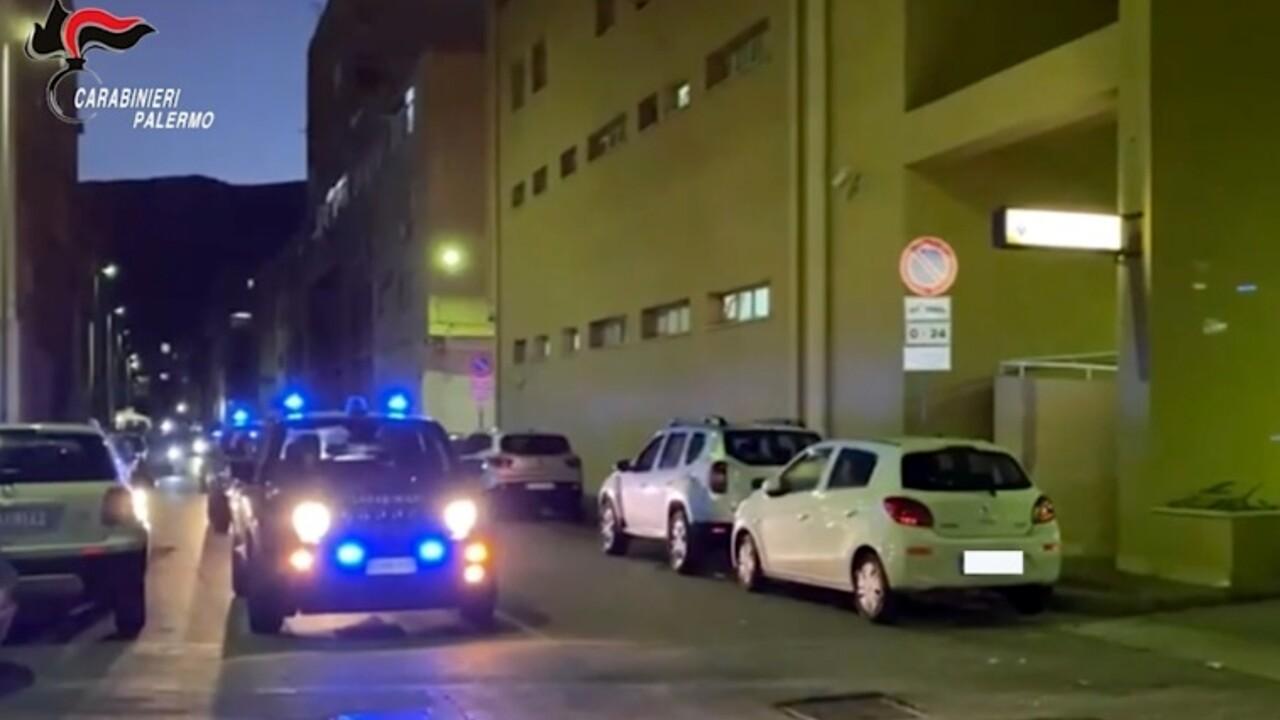 Traffico di droga tra lo Zen di Palermo e la Spagna: 8 arresti