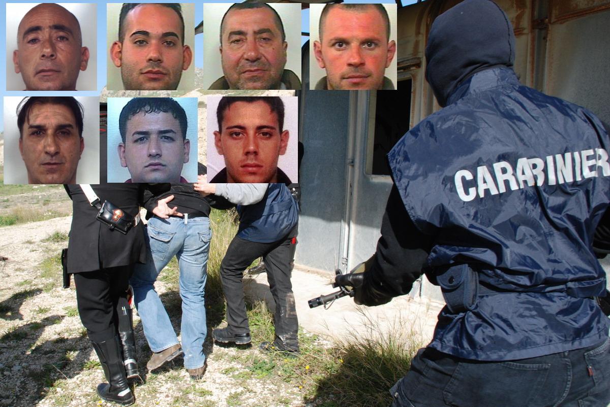 Droga: fiumi di marijuana ad Acireale, undici arresti