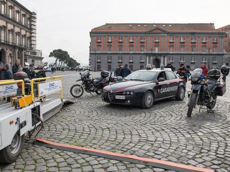 A Napoli biciclette elettriche 'truccate', ventisei sequestri