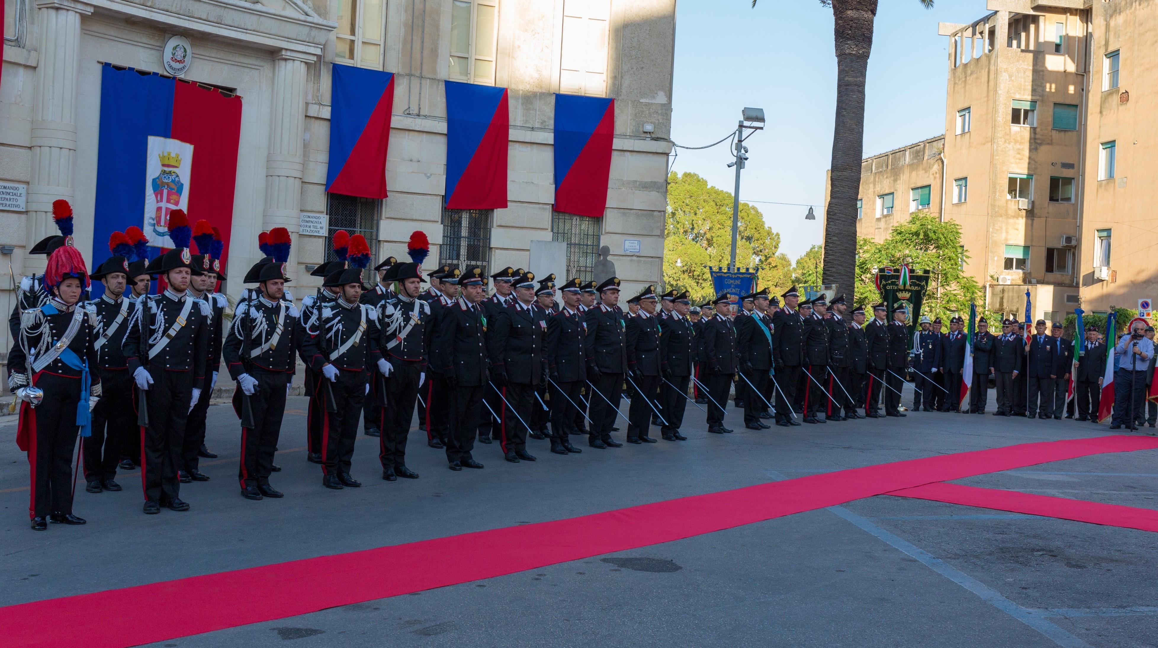 Ragusa, l'Arma prepara la celebrazione dei 205 anni dalla Fondazione
