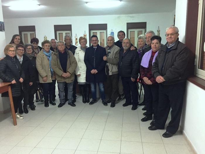 Pachino, Centro diurno anziani: Nuzzo Lorefice nuovo presidente