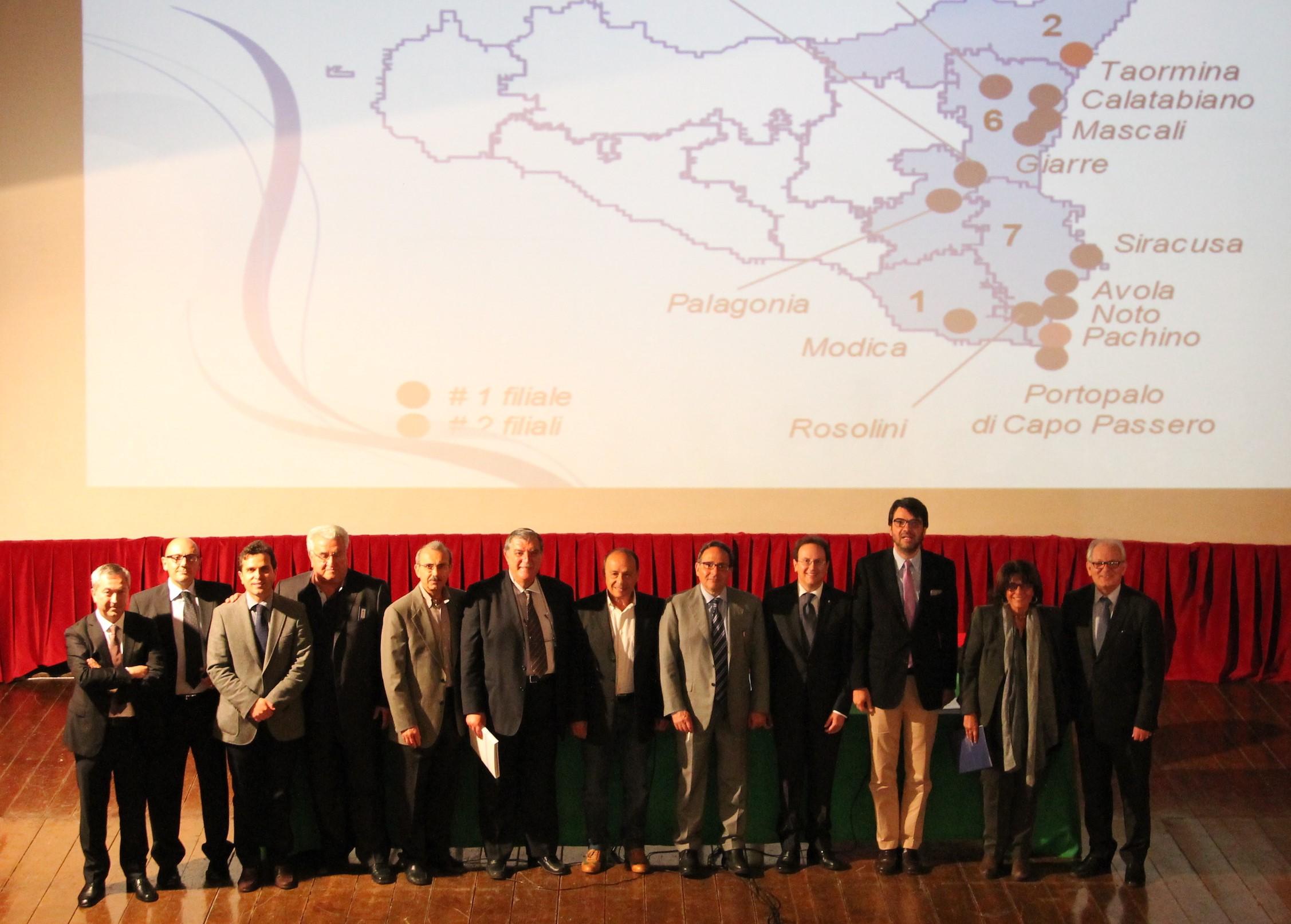 La Banca di Credito Cooperativo di Pachino dona 50.000 euro per materiale sanitario