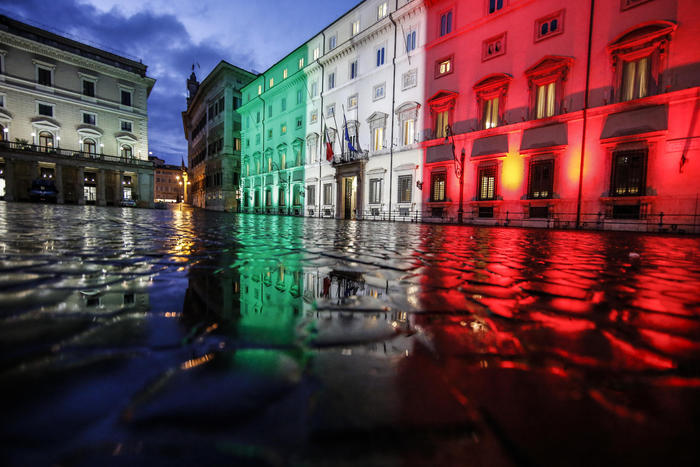 Italia a colori, prossimo week end in 'arancione'