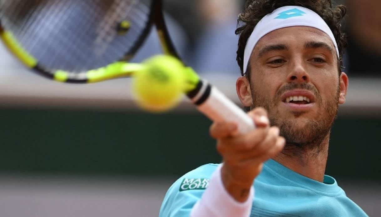 Tennis, la nuova classifica Atp: il palermitano Cecchinato torna numero 21