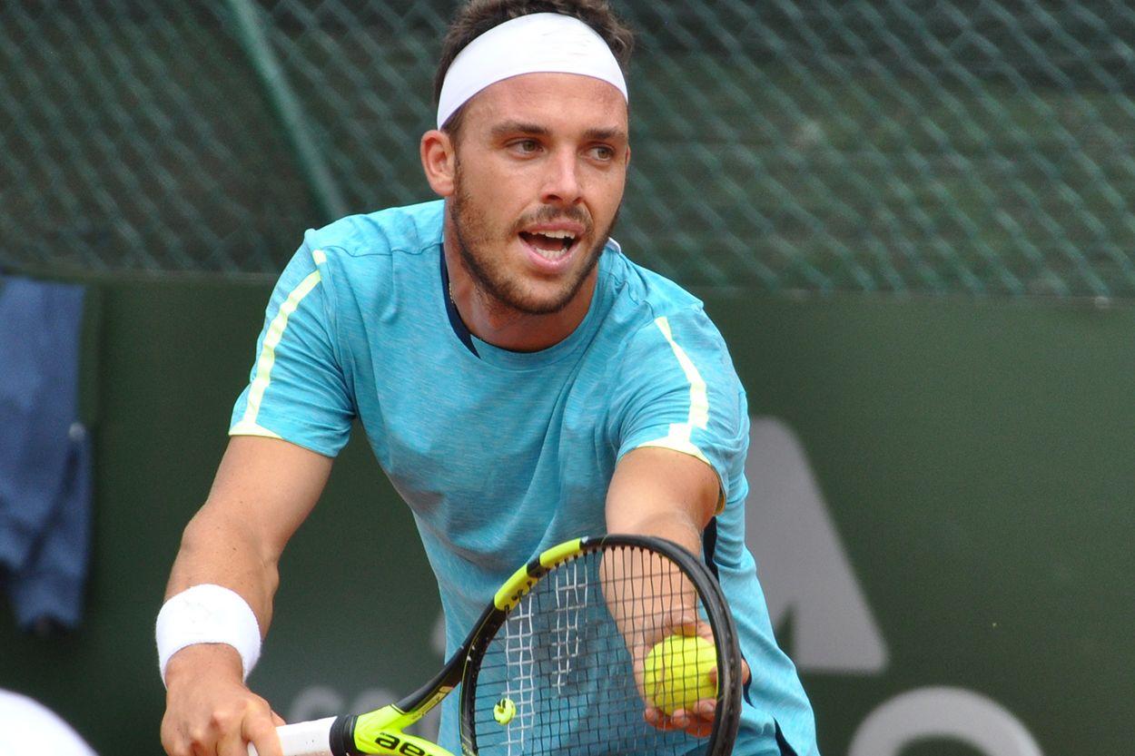 Tennis, il palermitano Cecchinato subito fuori dal torneo Masters 1000 di Montreal