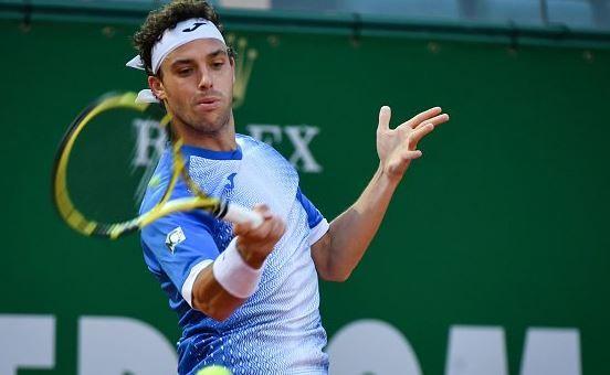 Tennis, rimonta di Cecchinato: è in semifinale nel torneo 'Bmw Open' di Monaco