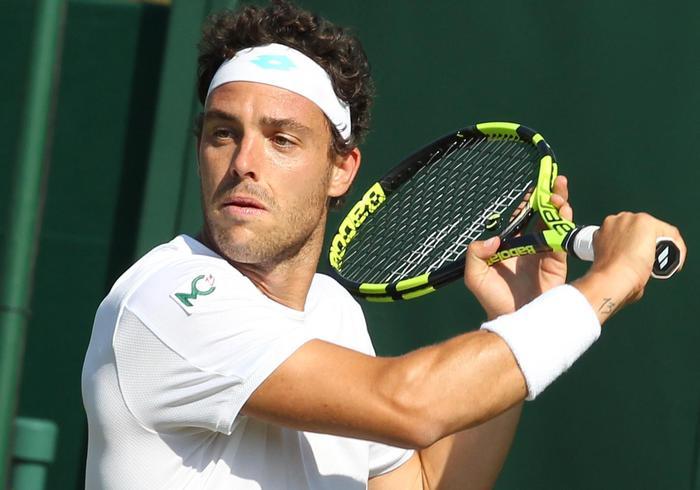 """Tennis, un'altra finale per Marco Cecchinato al """"Croatian Open"""""""