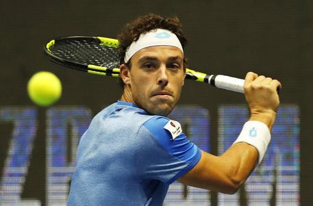 Tennis, il palermitano Cecchinato fuori dal torneo di San Pietroburgo