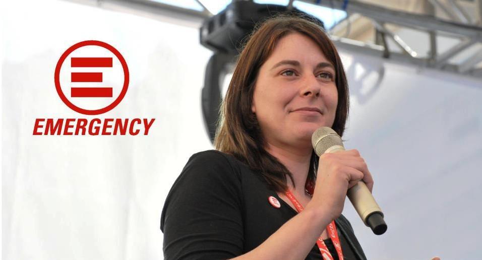 Cecilia Strada con Emergency a Catania, venerdì l'incontro